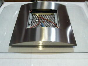 Image Is Loading Elica Antarctica GME Designer Island Cooker Hood Stainless