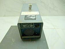 Magnaflux Model Kh 07 Magnetic Particle Inspection Power Pack 110v 0 1000 Amps