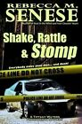Shake, Rattle & Stomp  : A Tiffany Waters Paranormal Mystery by MS Rebecca M Senese (Paperback / softback, 2013)