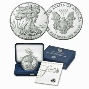 2021 Silver South Africa 1 oz Silver Krugerrand .999 fine