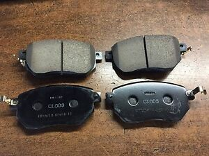 Image Is Loading NEW OEM NISSAN FRONT BRAKE PADS 2013 2016