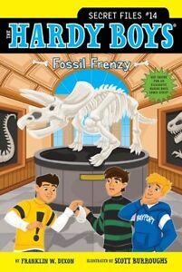 Fossil-Frenzy-Hardy-Boys-The-Secret-Files-by-Franklin-W-Dixon
