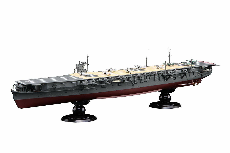 1 700 Imperial Navy Series No.24 Japanese Navy Aircraft Carrier Soryu Fgoldu
