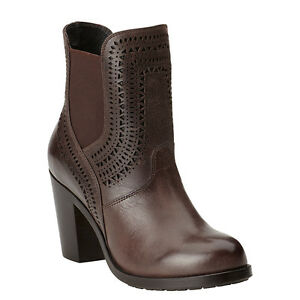 New-Ladies-Ariat-10014309-Versant-Leather-Ankle-Boot
