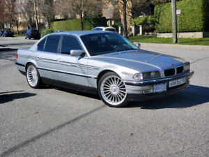 BMW 740i immaculate condition