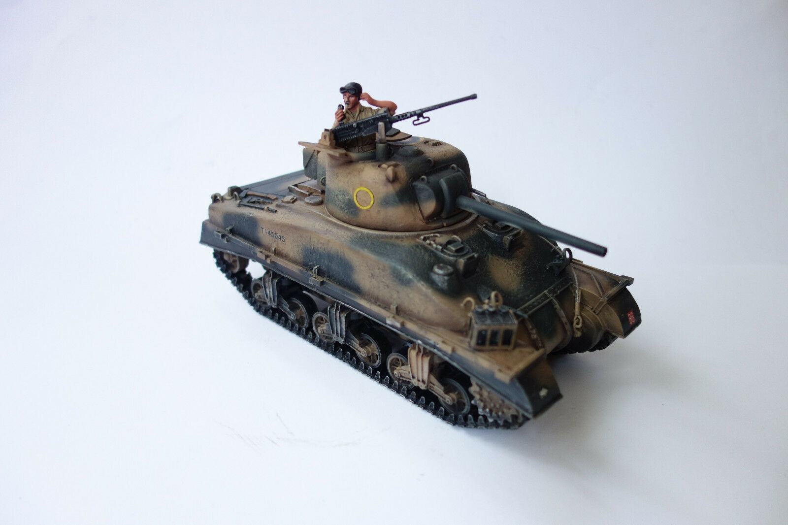 Figarti miniatures British Desert Sherman Mk II, 1 30 8th-006 Limited Edition