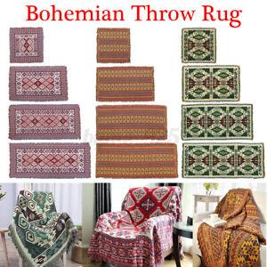 Bohemian-Throw-Rug-Couch-Sofa-Lounge-Chair-Blanket-Bed-Sheet-Bath-Towel-Mat