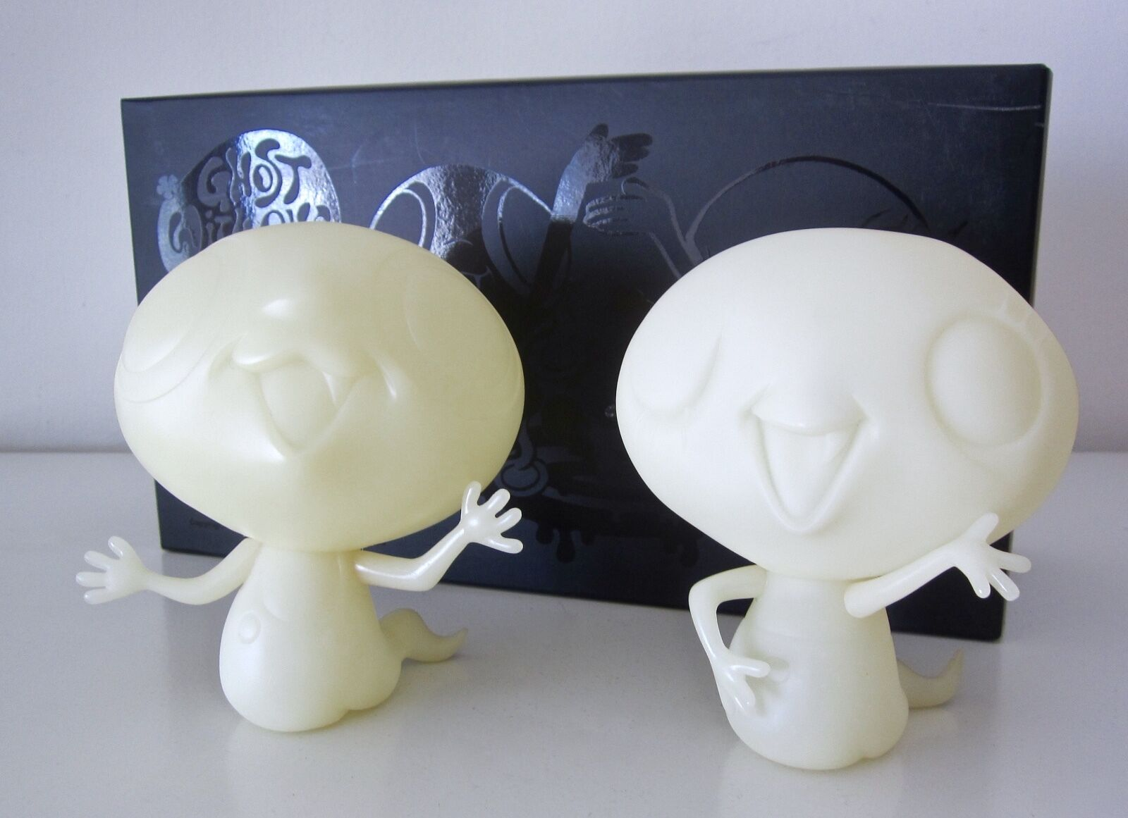 片目の幽霊.アーバン・ビニール.ドラゴンモデル.2001年珍しい。