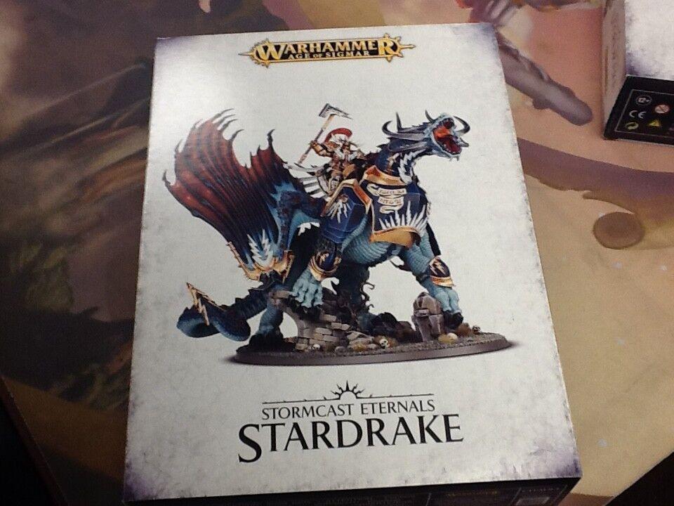 AOS Warhammer Stormcast Eternals Stardrake NIB NIB NIB 4fa81b