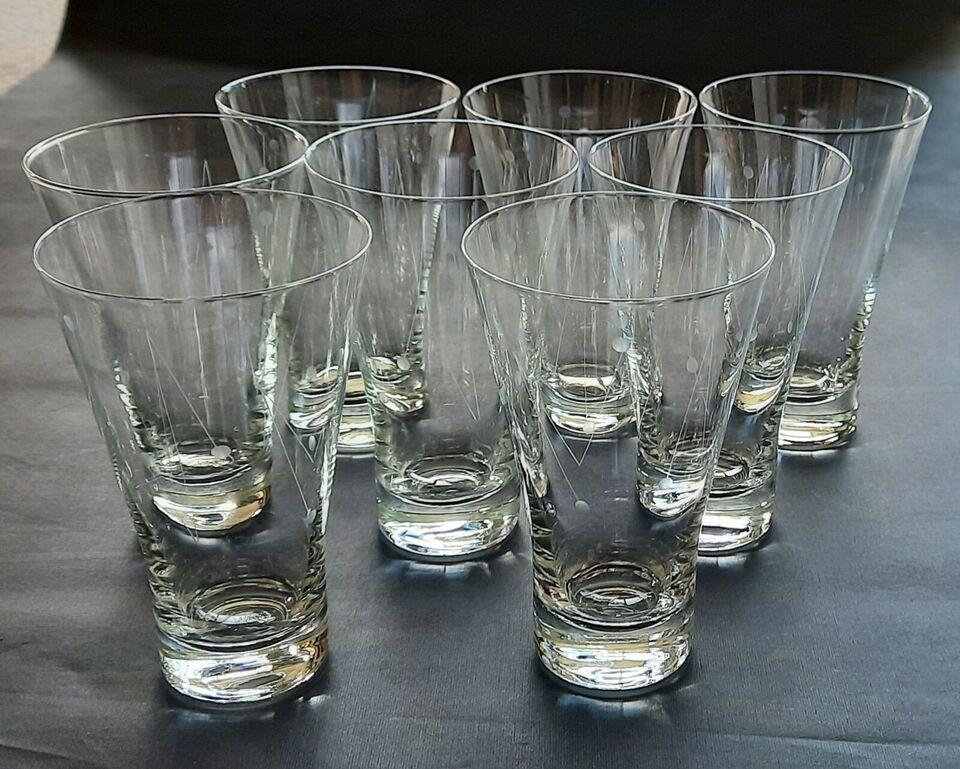 Glas, Otte Clausholm Ølglas, Holmegaard