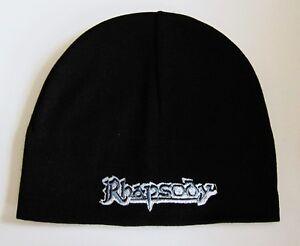 Rhapsody - Logo Beanie Hat Cap