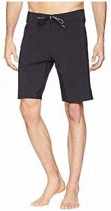 Volcom-Men-039-s-180579-Zap-Lido-Solid-Mod-21-034-Boardshorts-Swimwear-Size-32