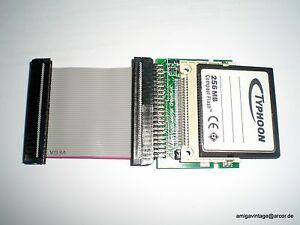NEU-2-5-034-IDE-to-CF-Compact-Flash-Hard-Drive-Festplatte-Amiga-600-1200