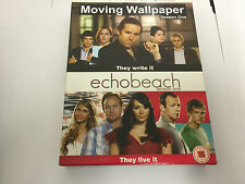 Moving Wallpaper Series 1 Complete/Echo Beach Series 1 Complete(Comedy DVD 2008)