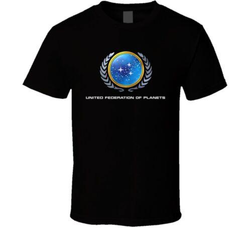 Star Trek United Federation Of Planets T Shirt