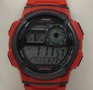 CASIO AE 1000W 4AVEF | eBay  JRONd