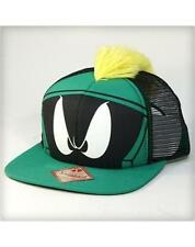 TOO FRIKIN COOL! Licensed Looney Tunes Marvin the Martian Mohawk Snapback Hat