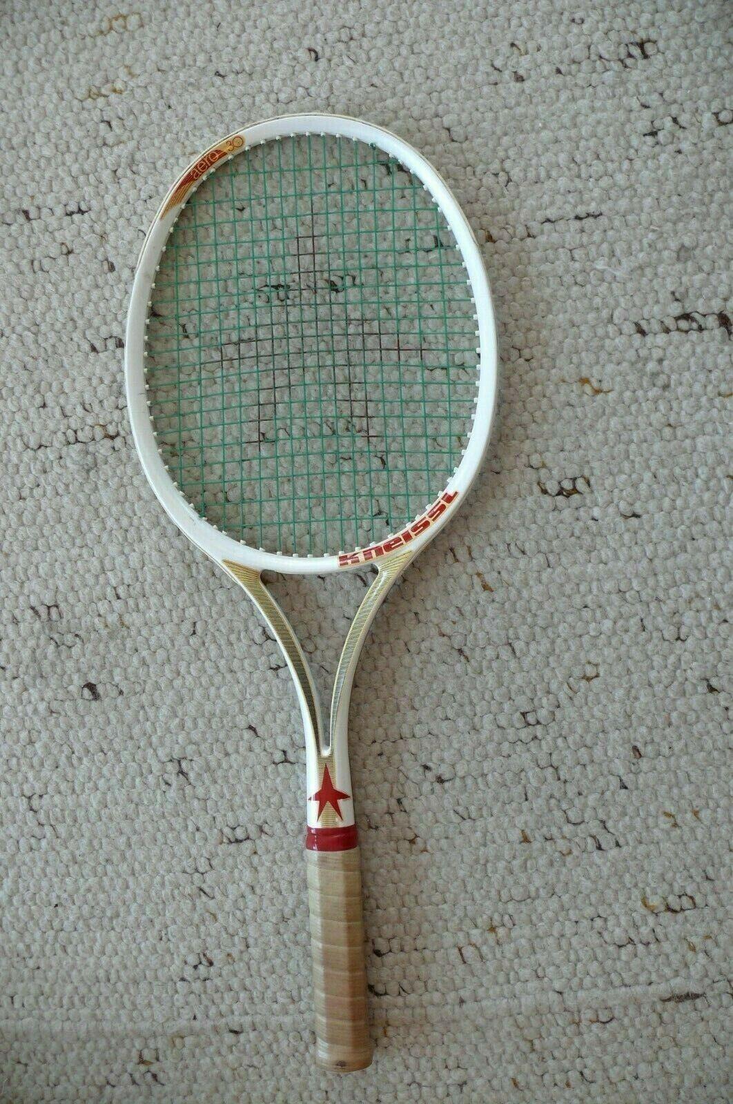 Vintage Tennisschläger Kneissl Aero 30 White Star