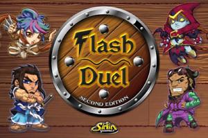 Sirlin Juegos Coched Juego Flash duelo  segunda edición  revisada (nuevo)