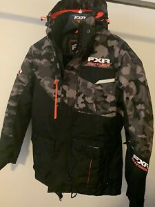 Womans-FXR-Outdoor-Excursion-jacket-Floater-jacket-size-8-great-condition