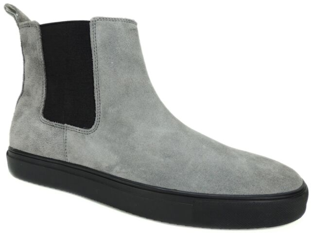 3a50ab9549a Steve Madden Men s Dalston Chelsea BOOTS Suede Leather Ankle Sneaker ...