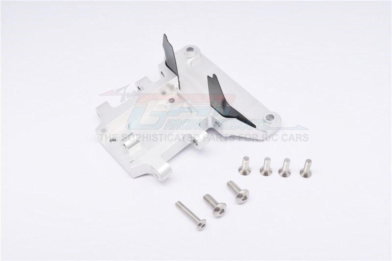 GPM SLA331LCG-S ALUMINIUM REAR GEAR scatola  ProssoECTOR Traxxas Slash 4x4 LOW-CG 68086  nuovi prodotti novità