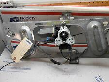 98 GRAND PRIX OEM RIGHT FRONT WINDOW REGULATOR CM090760B MH0362