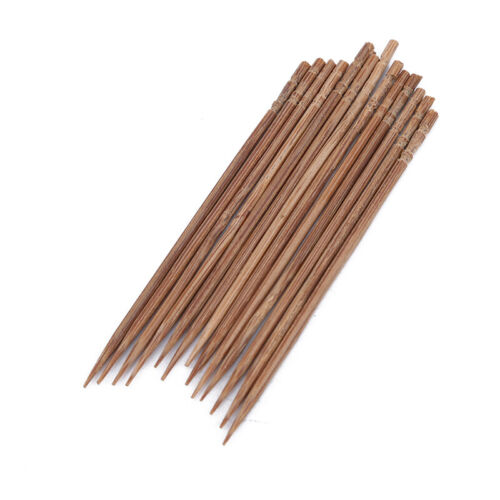 800 pcs Disposable Toothpick Bamboo Cocktail Single Head Fruit Party Decor Jian