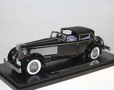 ESVAL MODELS, 1937 Duesenberg Bauer SJ Town Car Landaulet by Rollson, 1/43