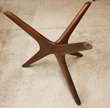 adrian pearsall jack style end table danish mid century modern jacks project