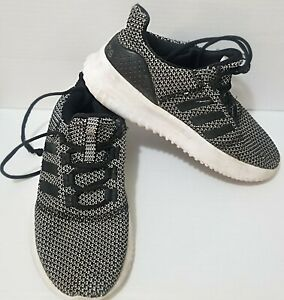 Details about adidas Cloudfoam Ultimate DB0883 Running Shoes, Men's Size 5, Gray/black