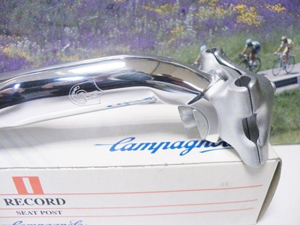 Campagnolo  C record aero model seatpost 25.8  mm new in box.  classic fashion