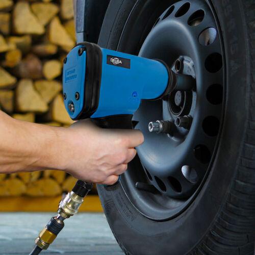 DEUBA® Druckluft Schlagschrauber Druckluftschrauber Schrauber Auto Werkstatt