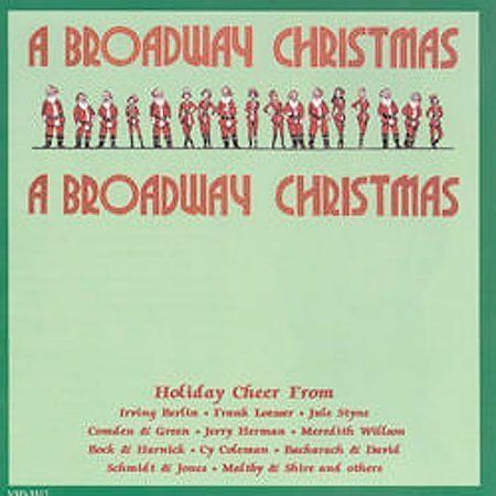 Broadway Christmas By Various Artists Cd Aug 1998 Mca For Sale Online Ebay