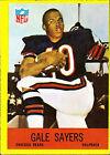 1967 Philadelphia Gale Sayers #35 Football Card