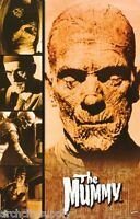 Poster :movie Repro: The Mummy - Boris Karloff - Free Shipping - 848 Rap137 A