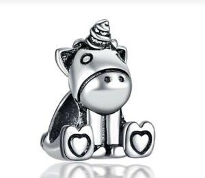charms unicorno pandora