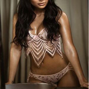 757d3aeb2 Image is loading Sexy-Hot-Women-Lace-Sexy-Lingerie-Nightwear-Underwear-