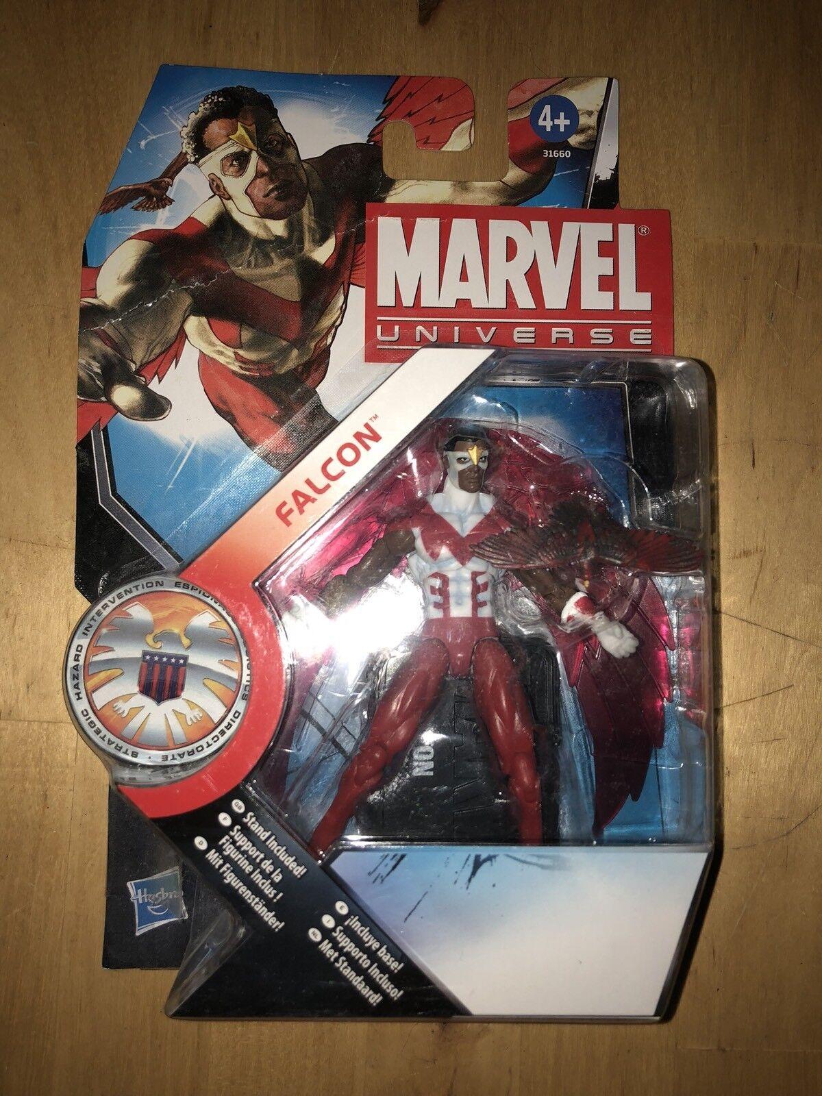 Marvel - universum falcon af - 13.