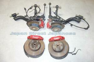 JDM Acura RSX Type R DC5 Brembo Calipers Front & Rear Spindles Hubs 2002-2006 K20A Canada Preview