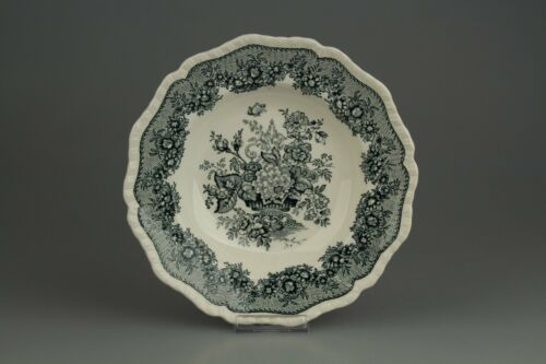 Suppenteller D 22,8 cm Masons Ascot grün