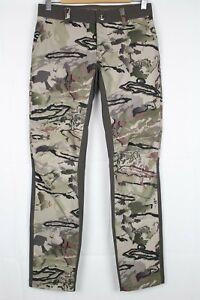 def152ee1c523 New Under Armour Women's Early Season Field Hunting Pants 4 Barren ...