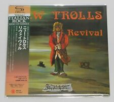 NEW TROLLS / Revival JAPAN SHM-CD Mini-LP w/OBI  BELLE-111867