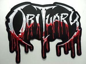 Obituary patch