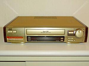 JVC-HR-S8500-High-End-S-VHS-Videorecorder-gepglegt-2-Jahre-Garantie
