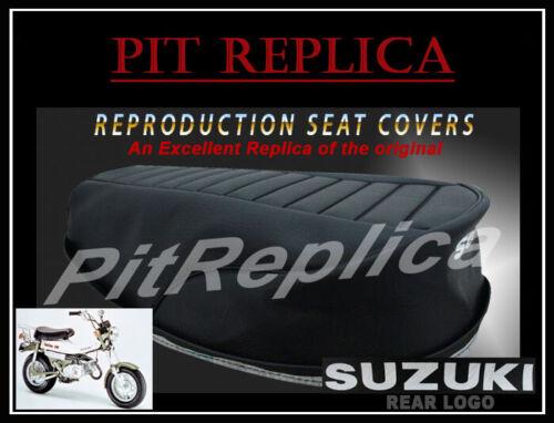 SOOS RV50M E18 SUZUKI RV50 40CM SEAT COVER *SWITZERLAND MARKET*