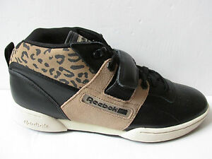 reebok workout MID STRAP XE mens hi top trainers M42830 sneakers shoes