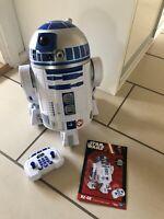 Star Wars BB8 Hyperdrive fjernstyret Robot køber du billigt her.