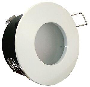 12V 230 Volt Bad /& Dusche Feuchtraum Leuchten Downlights IP65 rostfrei Spots