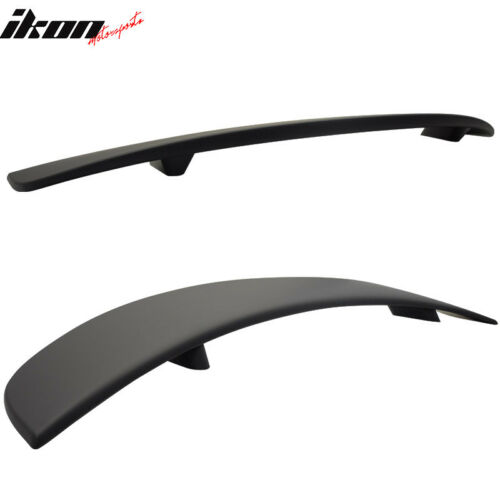 Fits 11-19 Dodge Charger Factory Style Trunk Spoiler Rear Wing ABS